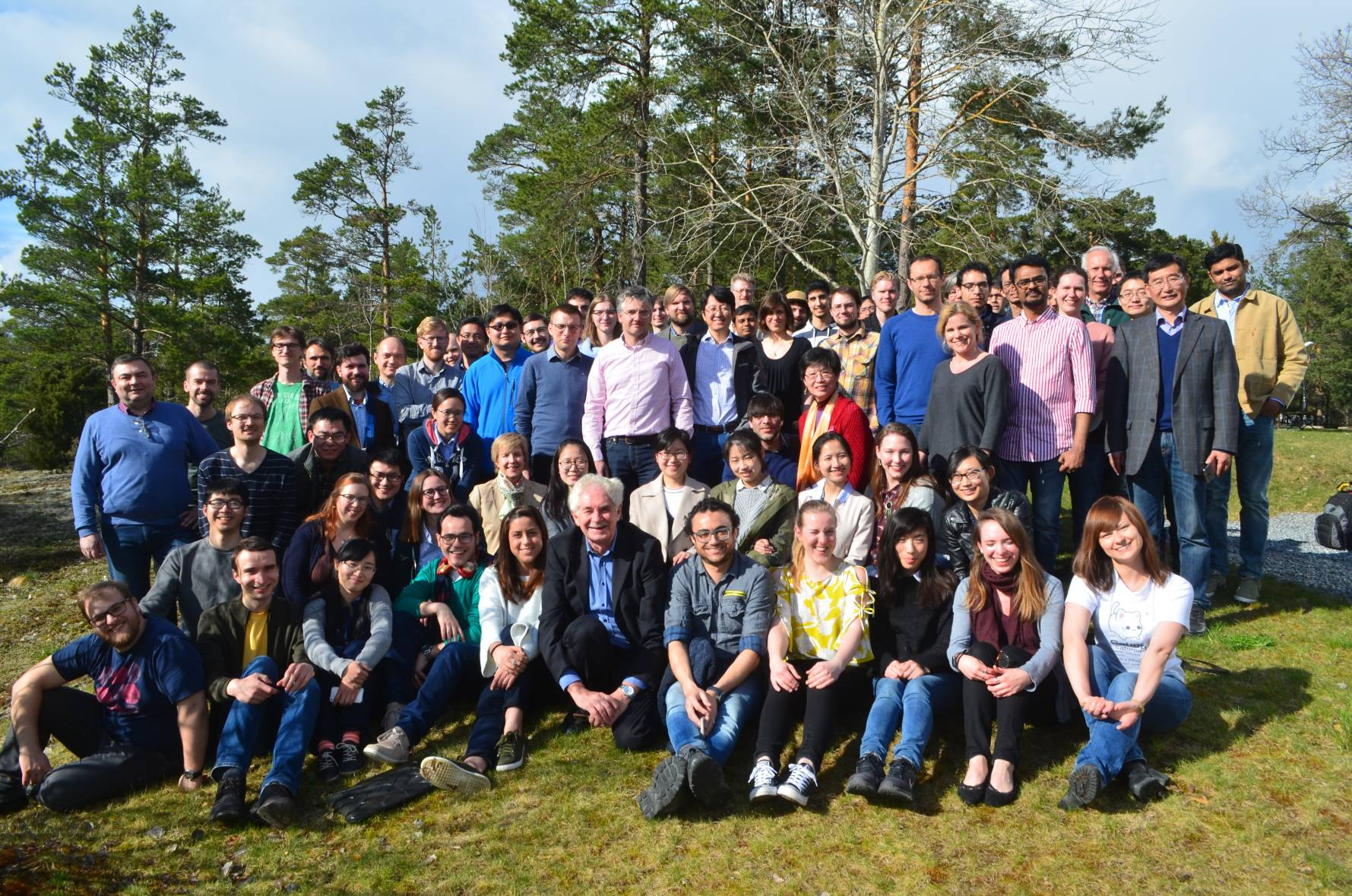 Participants in the CAP workshop in Sigtuna, Sweden, April 26-27, 2018.